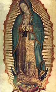 Holy Virgin of Guadalupe | Epiphany OKC